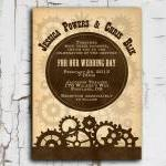 Steampunk Invitation - Pri..